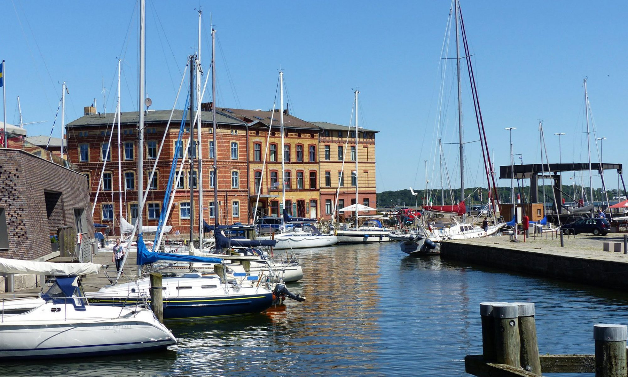 Yachtcharter Stralsund